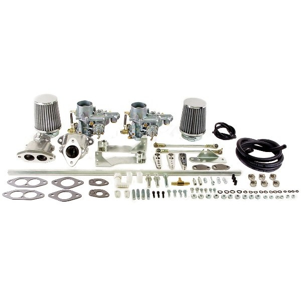 empi dual 34 epc carburetor kit vw type 1 air
