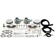 Empi Dual 34 EPC Carburetor Kit Vw Type 2 Air-cooled Dual Port Engines