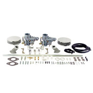 Empi Dual 34 EPC Carburetor Kit Vw Type 3 Air-cooled Single Port Engine