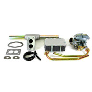 Empi 38 EPC 2 Barrel Carburetor Kit Vw Type 1 Air-cooled Dual Port