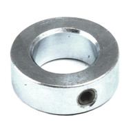 "Zinc Plated Lock Collar For 7/8"" Steering Shaft / Solid Type"