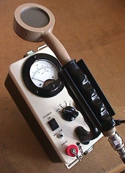 Detector Geiger Counter