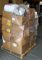 Wholesale MANIFESTED Pallet of Overstock Bedding Throws Pillows Home Decor #1