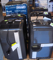 Wholesale Pallet of 6 DELONGHI PACAN125HPEKC Portable Air Conditions with Heat Pump