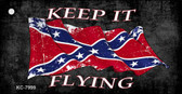 Keep It Flying Novelty Key Chain