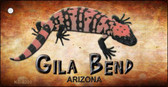 Gila Bend Arizona Novelty Key Chain
