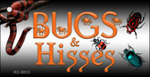 Bugs And Hisses Novelty Key Chain