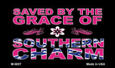 Southern Charm Novelty Metal Magnet