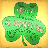Shamrock Novelty Metal Square Sign