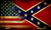 American Confederate Flag Novelty Magnet