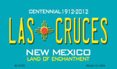 Las Cruces New Mexico Novelty Magnet M-2790