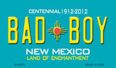 Bad Boy New Mexico Novelty Magnet