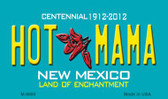 Hot Mama New Mexico Novelty Magnet