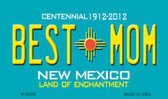 Best Mom New Mexico Novelty Magnet