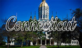 Connecticut Capital Building Magnet M-11590