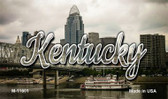 Kentucky City Skyline Magnet M-11601