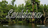 Louisiana Swamp Magnet M-11602