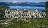 North Carolina Dam Magnet M-11621