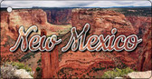New Mexico Red Canyon Key Chain KC-11617