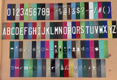 Assorted Cut Fun Strips LPS-002