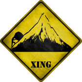 Struggle Xing Novelty Crossing Sign CX-320