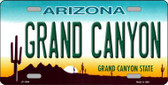 Grand Canyon Arizona Novelty Metal License Plate