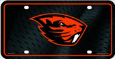 Oregon State Deluxe Novelty Metal License Plate