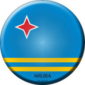 Aruba Novelty Metal Circular Sign