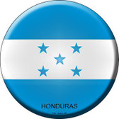 Honduras Country Novelty Metal Circular Sign