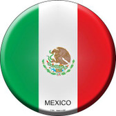 Mexico Country Novelty Metal Circular Sign