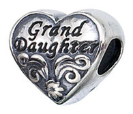 Authentic ZABLE Grand Daughter Bead Charm BZ2128