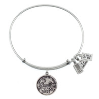 Wind and Fire Point Pleasant Charm Bangle WF472