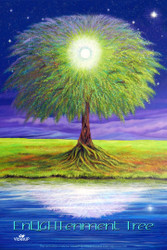 TreeArt - Enlightenment Tree