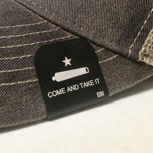 Hat clip Brim-it Come and Take It Cannon