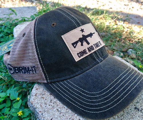 Come and Take it Trucker mesh back