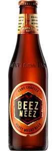 Matilda Bay Beez Neez Honey Wheat Beer 345ml Bottles
