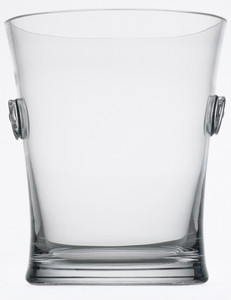 Zerrutti Glass Ice Bucket