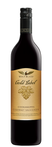 Wolf Blass Gold Label Coonawarra Cabernet Sauvignon 750ml