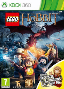LEGO The Hobbit + Bilbo Baggins Toy (X360)