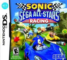 Sonic & Sega All-Stars Racing (NDS)