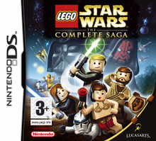 Lego Star Wars The Complete Saga (NDS)