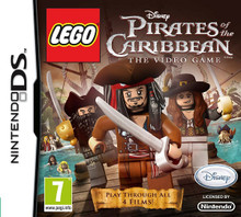 Lego Pirates of the Caribbean (NDS)