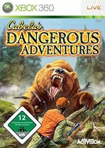 Cabelas Dangerous Adventures (X360)
