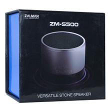 Zalman ZM-S500 Portable Rechargeable Stone Speaker