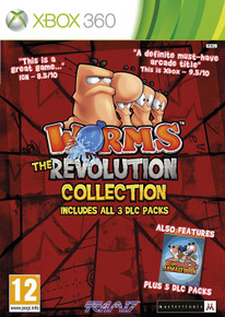 Worms The Revolution Collection (X360)