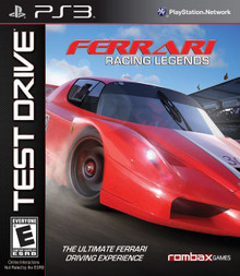 Test Drive: Ferrari Racing Legends (PS3)