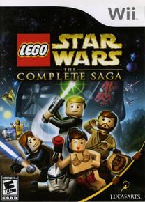 Lego Star Wars The Complete Saga (Wii)