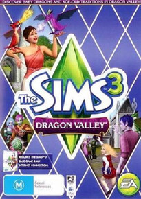 The Sims 3 Dragon Valley Expansion (PC, Mac)
