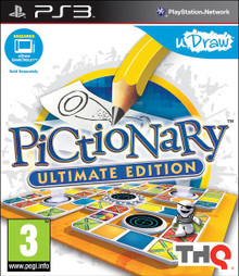 Udraw Pictionary Ultimate Edition (PS3)