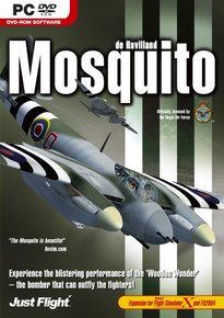 Mosquito (FSX Expansion) (PC)